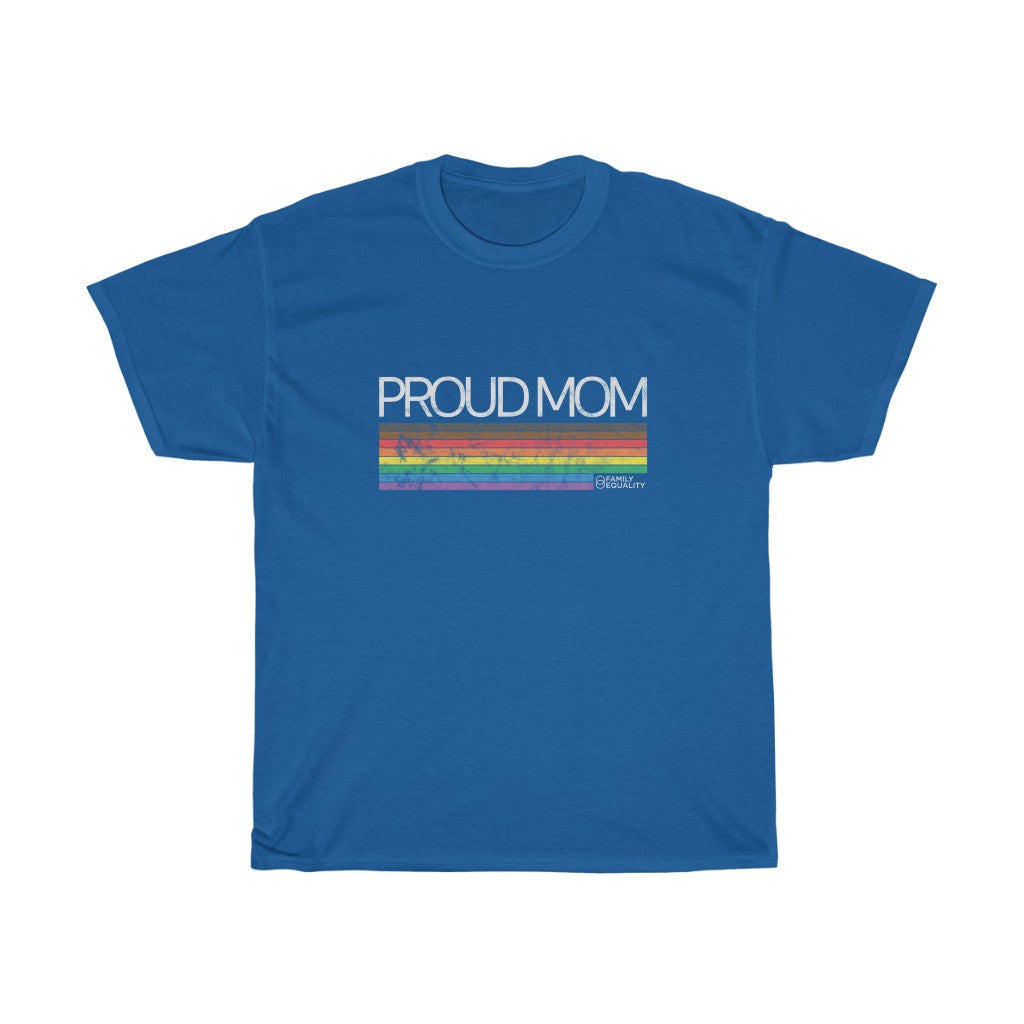Proud Mom - Unisex Heavy Cotton Tee