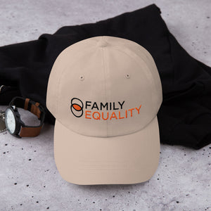 Family Equality Baseball Cap