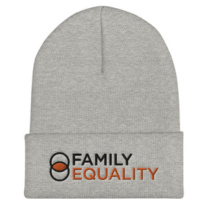 Family Equality Cuffed Beanie
