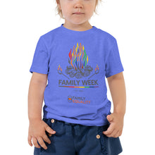 Load image into Gallery viewer, Family Week 2019 Toddler T-Shirt