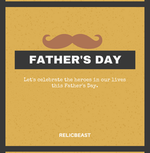 Relicbeast Father's Day Gift Card