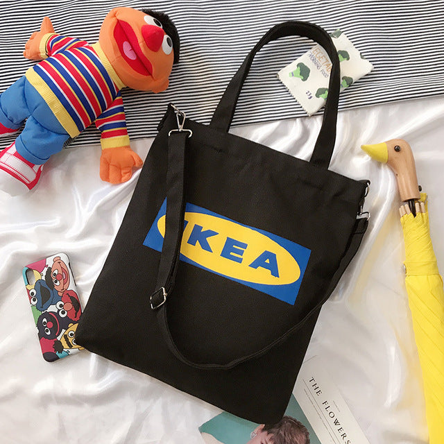IKEA Canvas Tote Bag