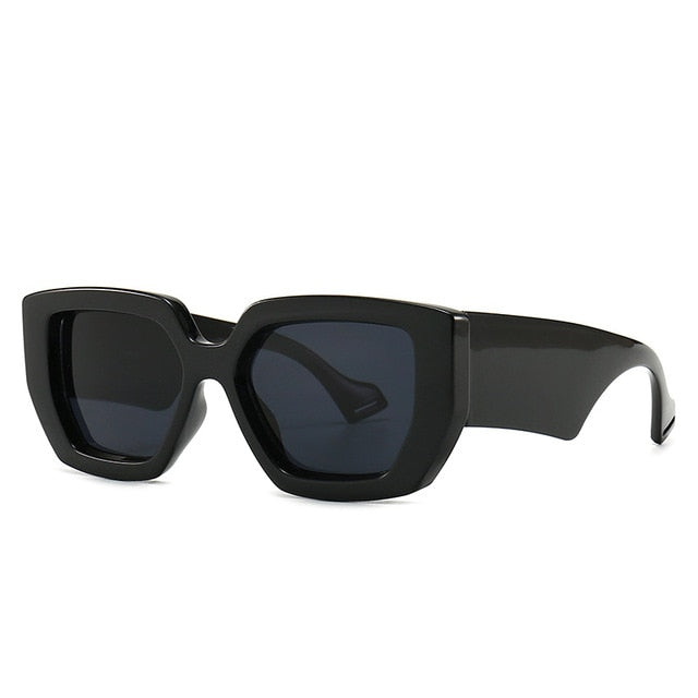 Ave Maria Polygon Eyewear - Black