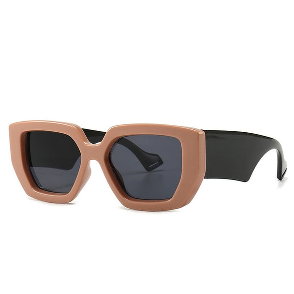 Ave Maria Polygon Eyewear - Brown