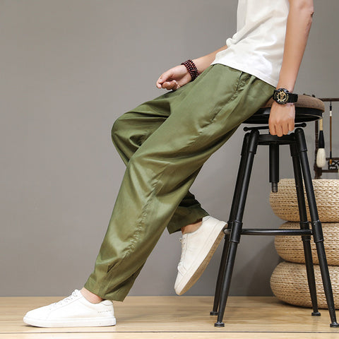 Loose Casual Pants