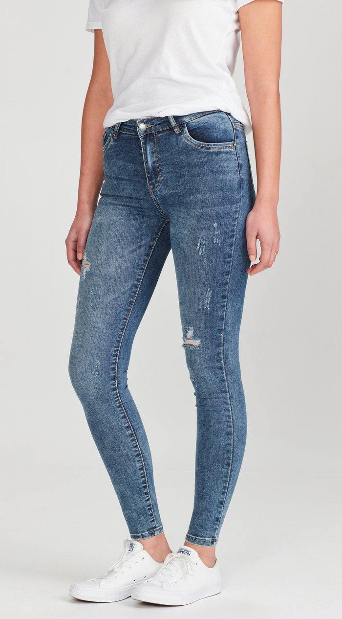 Reagan Tall Stuff-Drk Blue