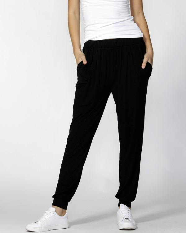 PARIS PANTS-Black
