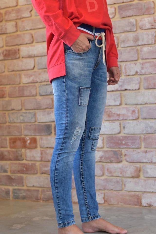 STYLE LAUNDRY Style Laundry Skinny Jeans-Denim - allaboutagirl