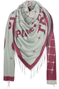 Trappist-1e Travelling Blanket