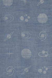 Planets Summer Scarf