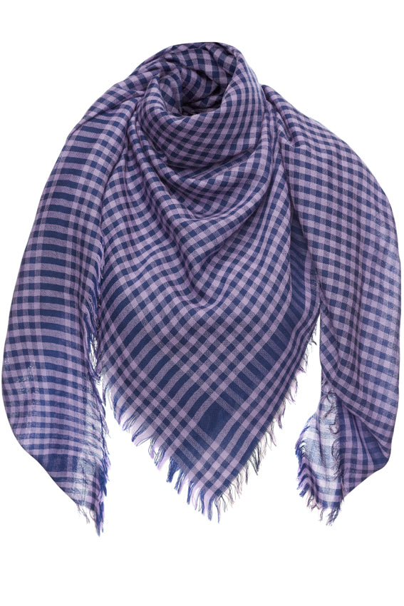 Country Gingham Scarf