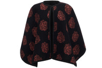 Flower Cape Scarf