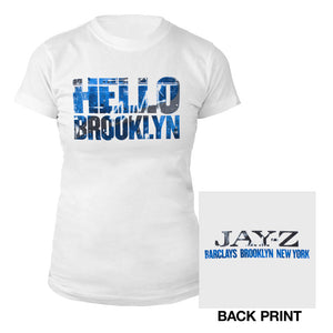 Jay Z Hello Brooklyn Women's Tee