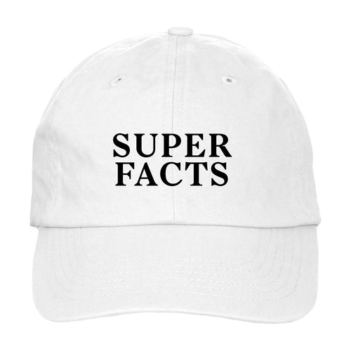 Jay-Z 4:44 Super Facts Hat