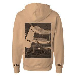 Jay-Z 4:44 Brooklyn Pullover Hooded Sweatshirt