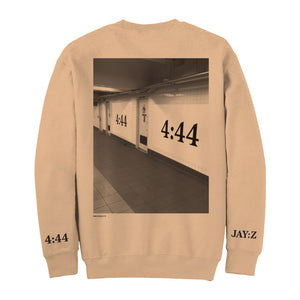 Jay-Z 4:44 Brooklyn Crewneck Sweatshirt