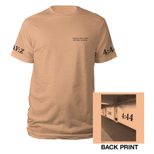 Jay-Z 4:44 Brooklyn Tee