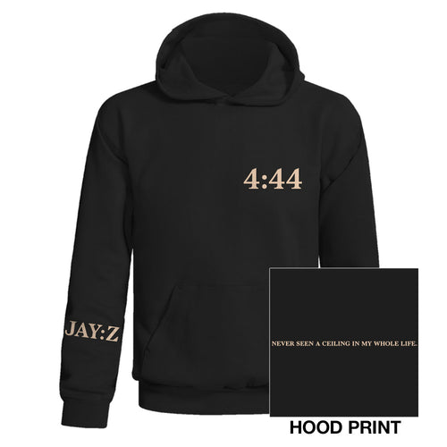 Jay-Z 4:44 Hooded Sweatshirt