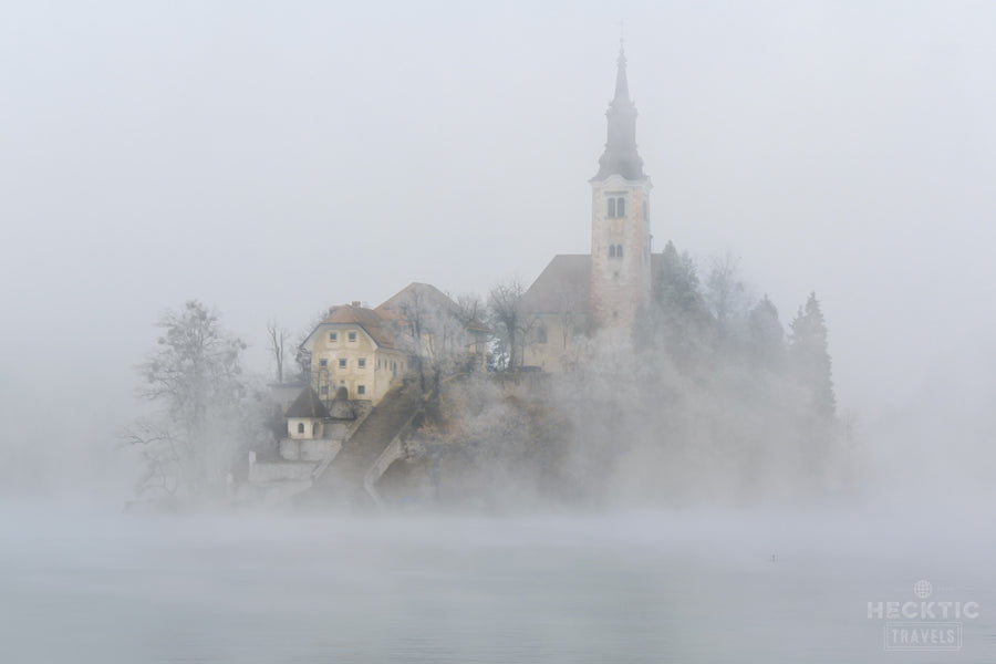 Bled Island Cathedral