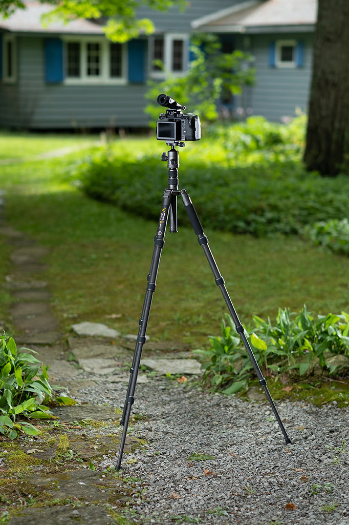 VEO 2 GO 265CB Carbon Tripod for Travel