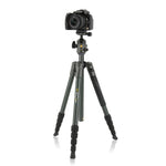 VEO 2 235AB Aluminum Tripod with Ball Head - Black/Black