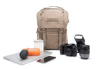 VEO RANGE 41M BG Daypack Camera Backpack - Tan