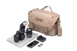 VEO RANGE 36M BG Messenger Camera Bag - Tan