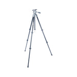 VEO 2 PRO 233AO ALUMINUM TRIPOD WITH 2-WAY PAN HEAD - RATED AT 8.8LBS/4KG