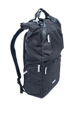 VEO FLEX 43M Slim Rolltop Backpack - Black