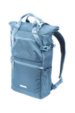 VEO FLEX 47M Slim Rolltop Backpack - Blue
