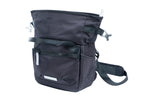 VEO FLEX 18M Slim Rolltop Shoulder Bag - Black