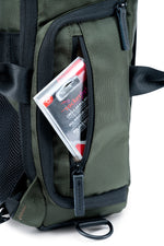 VEO SELECT 45 Camera Backpack - Green