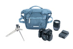VEO FLEX 18M Slim Rolltop Shoulder Bag - Blue