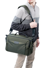 VEO SELECT 35 Shoulder Bag - Green