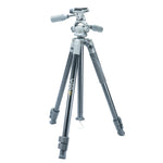 VEO 2 PRO 263APV ALUMINUM TRIPOD WITH 3-WAY PAN HEAD - RATED AT 13.2 LBS/6KG