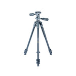 VEO 2 PRO 203APV ALUMINUM TRIPOD WITH 3-WAY PAN HEAD - RATED AT 6.6LBS/3KG