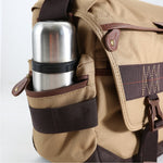 HAVANA 38 Shoulder Camera Bag - Tan