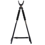 QUEST B62 Portable Shooting Bipod with U-Shaped Yoke