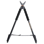 SCOUT B62 Portable Shooting Bipod with V-Shaped Yoke