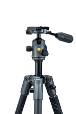 VEO 2X 235CBP Carbon Travel Tripod - Rated at 13.2lbs