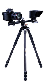 VEO 3+ 263CB | Professional Carbon Fiber Tripod with Ball Head | Overhead Shooting