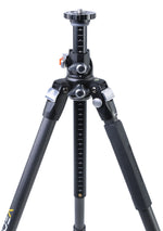 VEO 3+ 263CB | Professional Carbon Fiber Tripod with Ball Head | Overhead Shooting  (IN STOCK NOW)