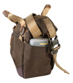 VEO GO 18M KG Shoulder Bag, Khaki-Green