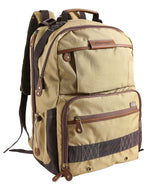 Havana 48 Backpack Camera Bag - Tan