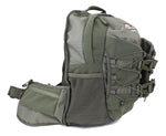 PIONEER 1000 Sling Style Outdoor Backpack - Lifetime Warranty - Green