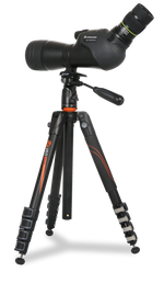 VEO 235AP Aluminum Compact Tripod with 2-Way Pan Head