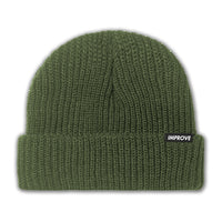HYPE BEANIE MILITARY GREEN