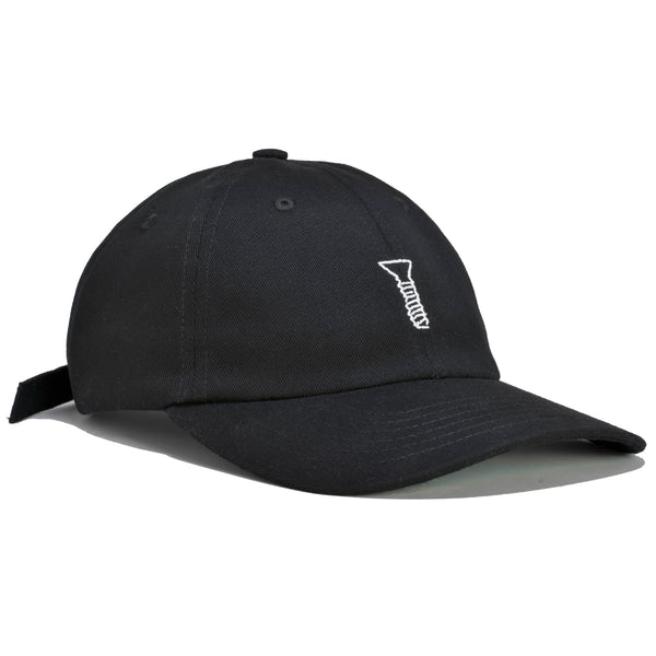 Sketch Dad Hat Black