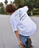 Flying High T-shirt White