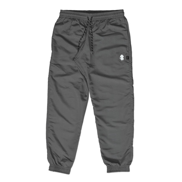 MONKEY LOGO TRACK PANTS GREY